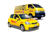 Book an urgent or overnight courier