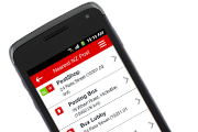 New Zealand Post Android app