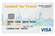 Loaded for Travel card