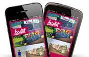 Localist iPhone & Android app