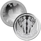 Legal tender commemorative coins