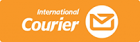 International Courier Sticker