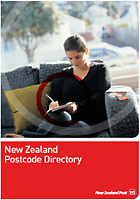 New Zealand Postcode Directory