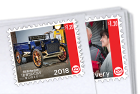 Personalised business postage