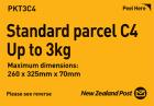 C4 Standard Prepaid Ticket