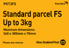 Foolscap Standard Prepaid Ticket