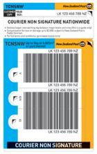 Courier Nationwide Base Prepaid Ticket