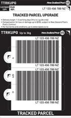 Tracked Upgrade Prepaid Ticket