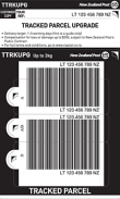 Tracked Upgrade Prepaid Ticket