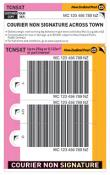 Courier Across Town Prepaid Ticket