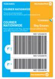 Courier Nationwide Excess Prepaid Ticket