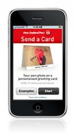 Send a Card iPhone app