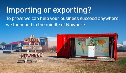 Importing or exporting?