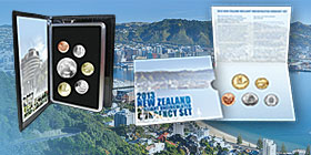 2013 New Zealand Currency Sets