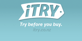 Try before you buy with iTRY